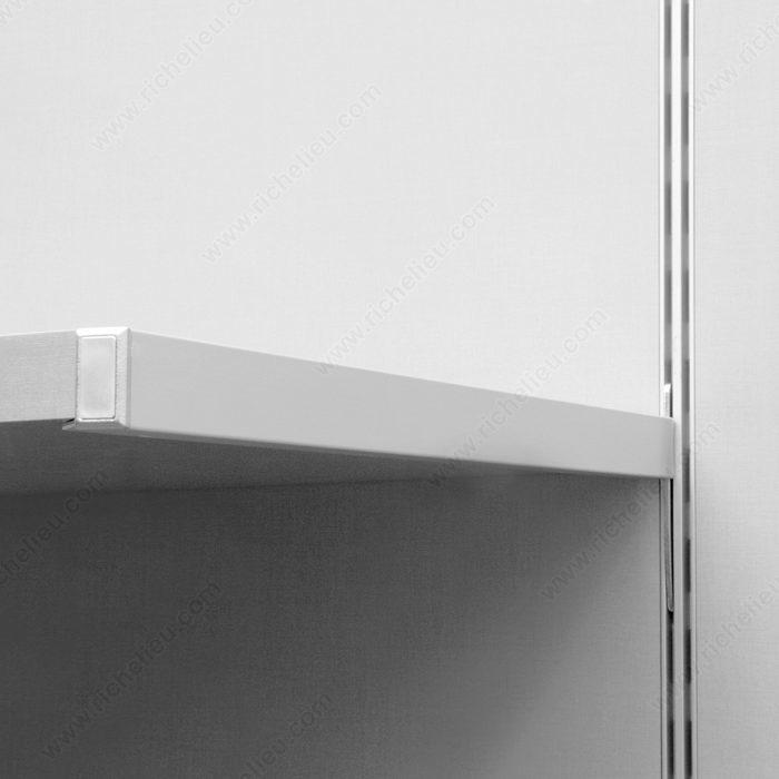 Undermount Vertical Single Insert Shelf Support