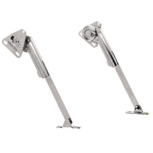 Set (left and right) Adjustable Soft-Down Stays