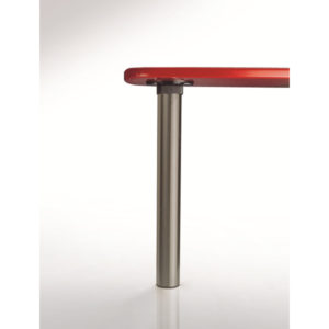Captivating 705 Mm (27 3/4u0027u0027)   Isola Adjustable Table Leg With High Adjustment   624    Richelieu Hardware