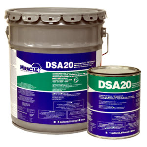 MIRACLE DSA20 Construction and FRP Adhesive