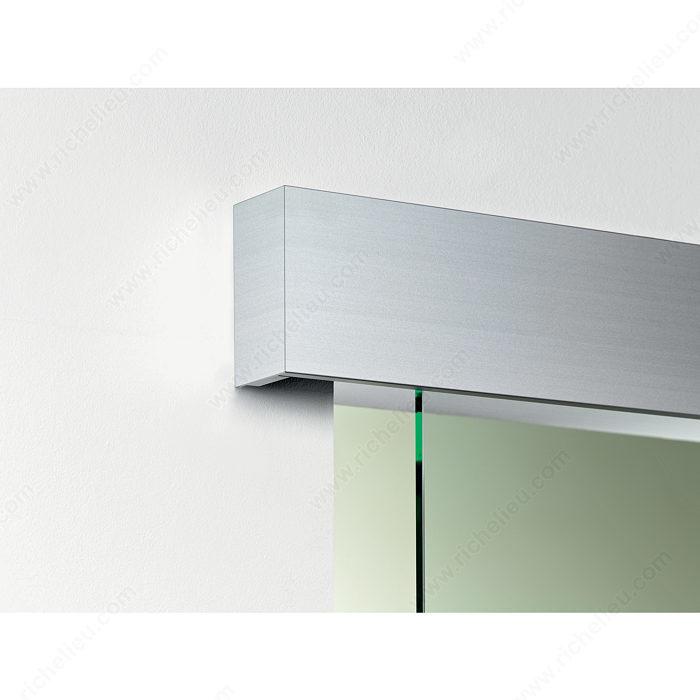 Eku porta 100 g sliding door wall or ceiling mount for Ceiling mounted sliding panels