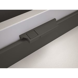 Locking Handle for Interior Drawer
