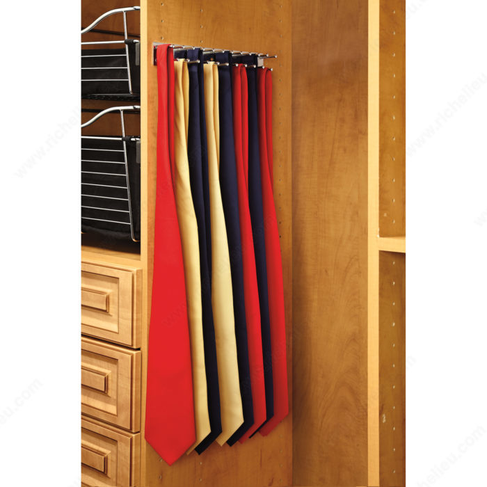 belt for organizer tie wall racks closets closet mounted sliding rack and