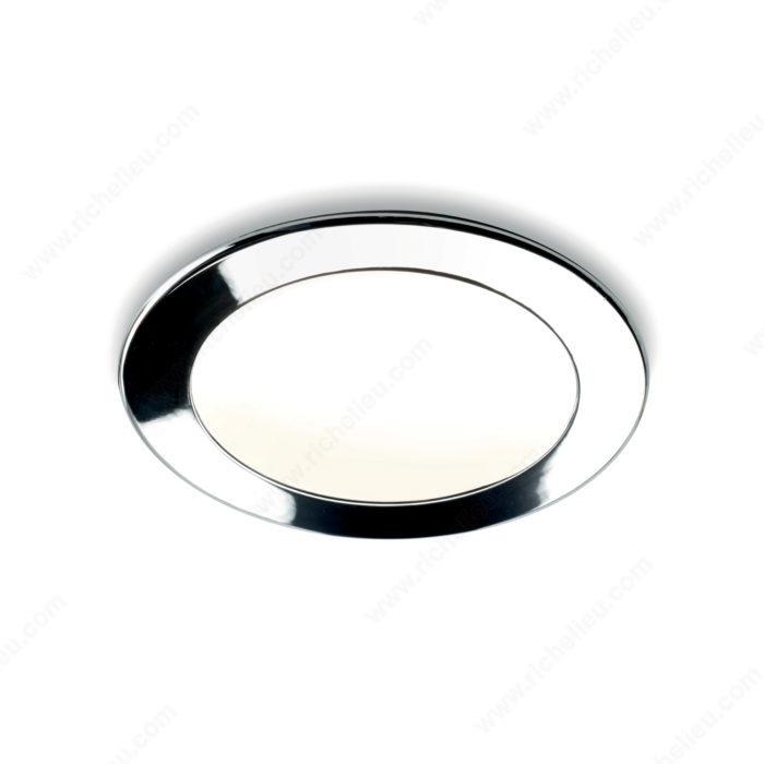 DEL möbelspot rectangulaire 12 V RIC 12 V RIC 3 W = 25 W Petits 1,5 M Câble 12 W Transformateur