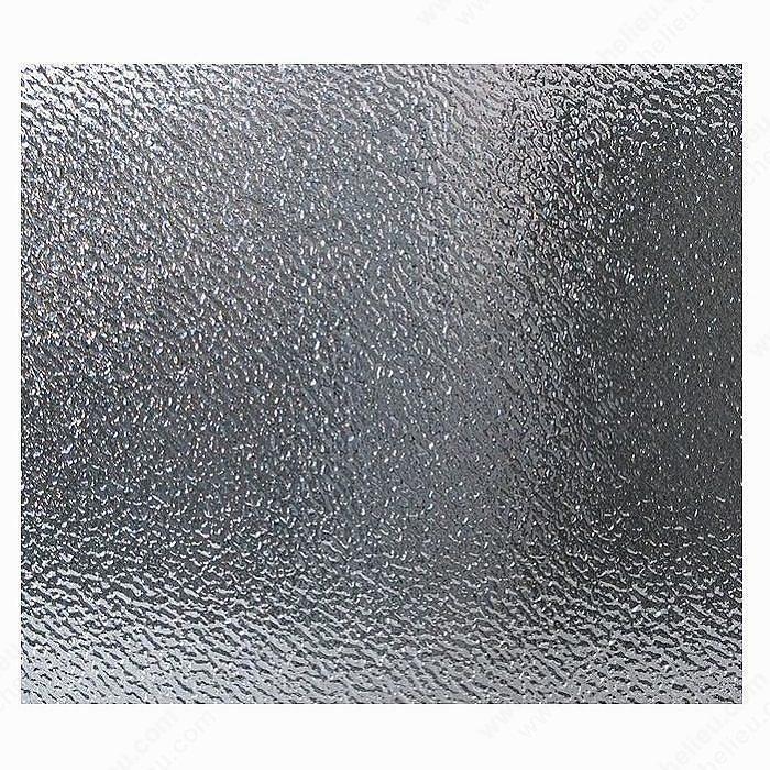 Pinhead Textured Glass - Richelieu Hardware