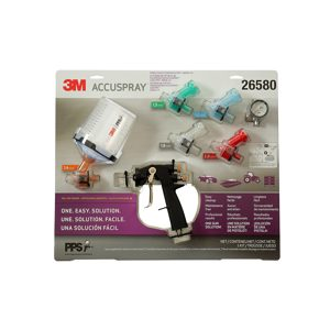 3M Accuspray Gun System with PPS
