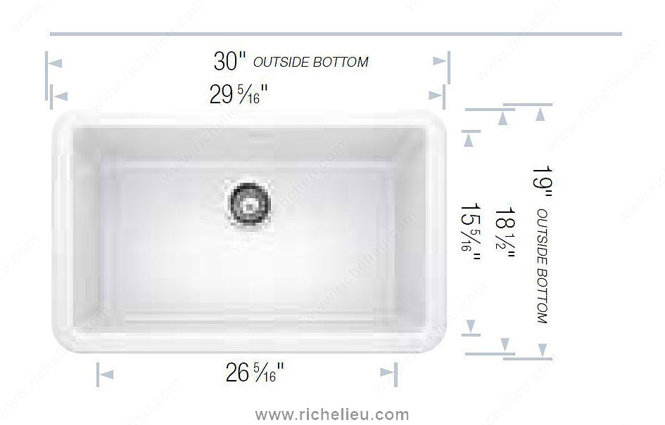 Easy Care Non Stain Kitchen Sink Options