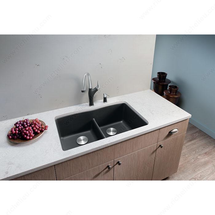 robinet de cuisine blanco artona quincaillerie richelieu. Black Bedroom Furniture Sets. Home Design Ideas
