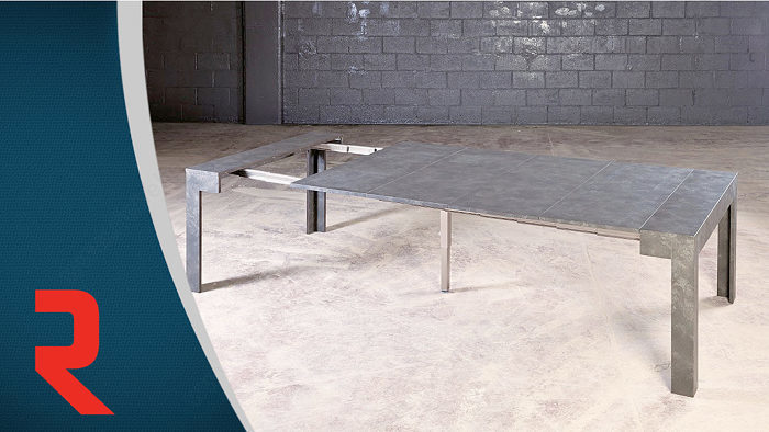 Surprise Table Extension Mechanism With Central