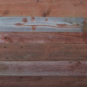 Red - Reclaimed Barn Wood