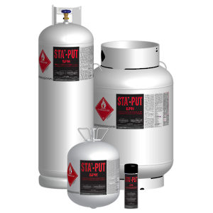 STA'-PUT SPH Solvent-Based Spray Grade Contact Adhesive