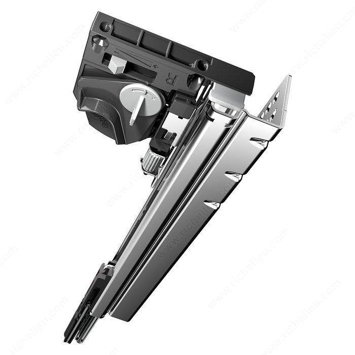 QUADRO V6 Full Extension Undermount Slide with Soft-Close