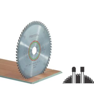 Solid Surface/Laminate Saw Blade for TS 55