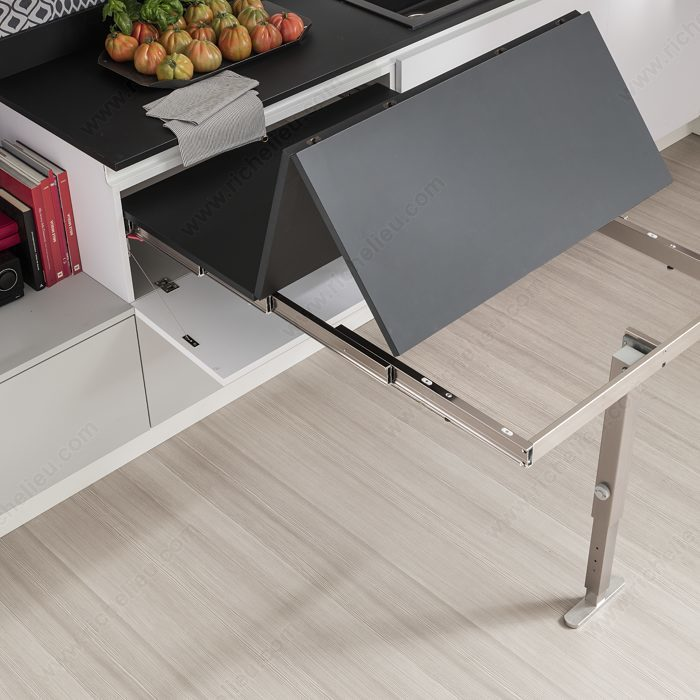 Table Pliante Extensible: T-ABLE XL III Table Extension Mechanism 4119 Series