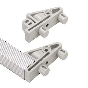 Plastic Joint for Cut-to-Size Profile