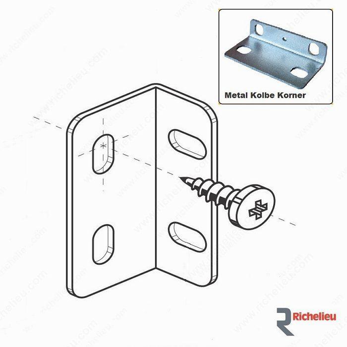 zinc-plated wood screw  powerhead  phillips drive  coarse thread  regular wood point