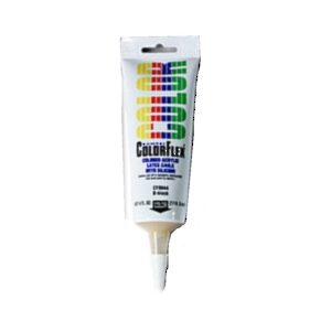 ColorFlex Custom Colored Acrylic Latex Caulk with Silicone