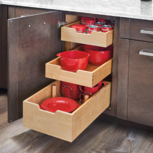 Complete Pull-out Drawer System