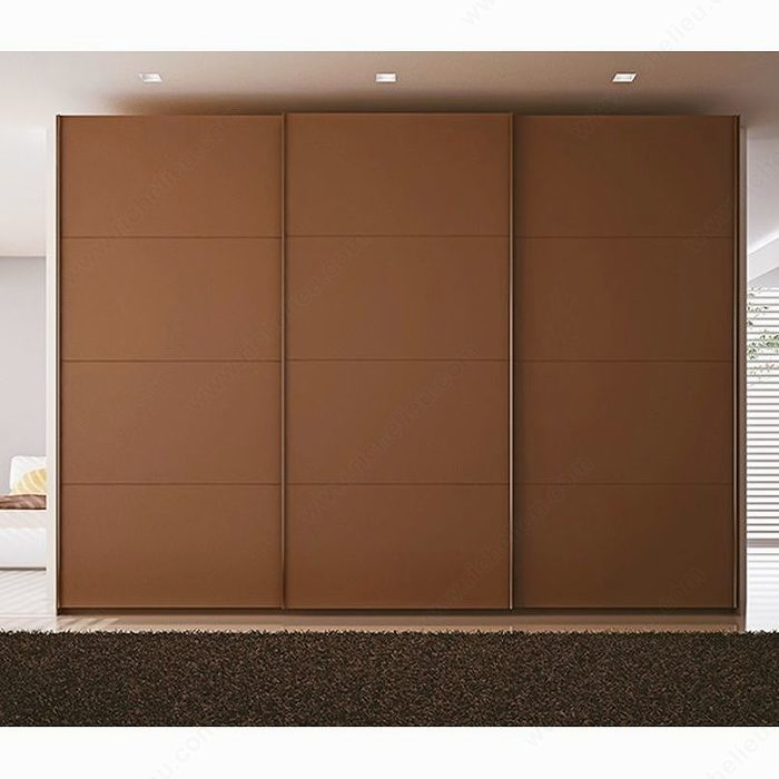 Sliding System For Closet Cabinet Doors PS48