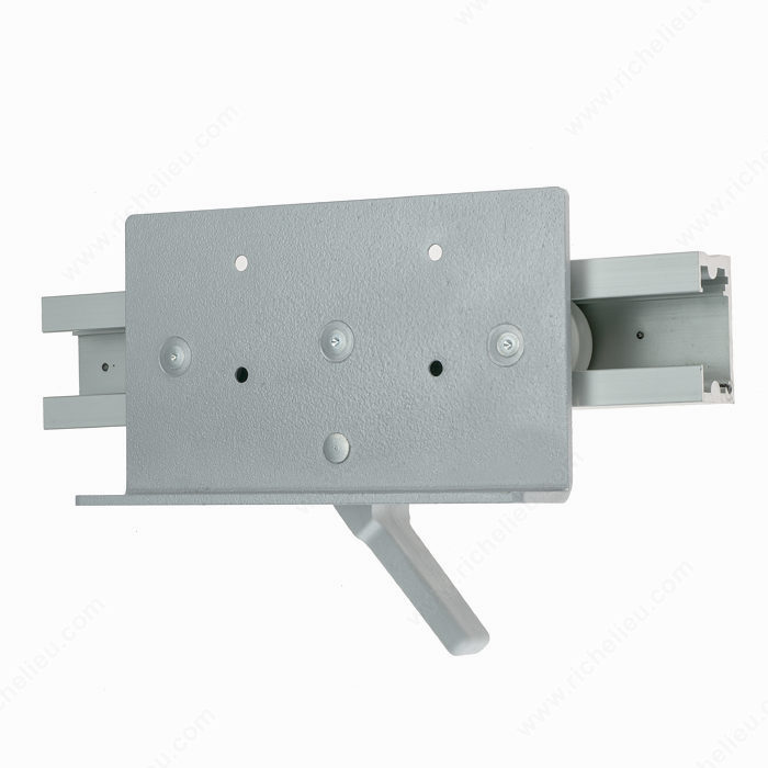Aluminium Rail For Sliding Mechanism Richelieu Hardware