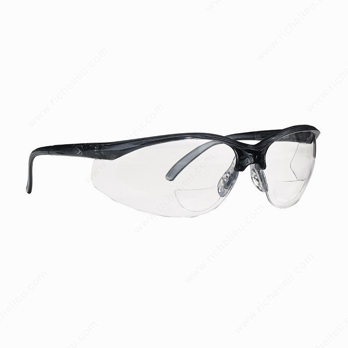 Renegade Reader S Diopter Safety Glasses Adjustable Arms