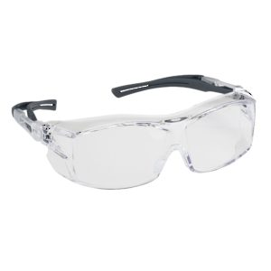 """OTG Extra"" Safety Glasses, ""EZ-ON"" system"