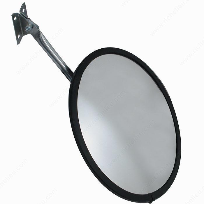 Acrylic Indoor Outdoor Convex Detection Mirror