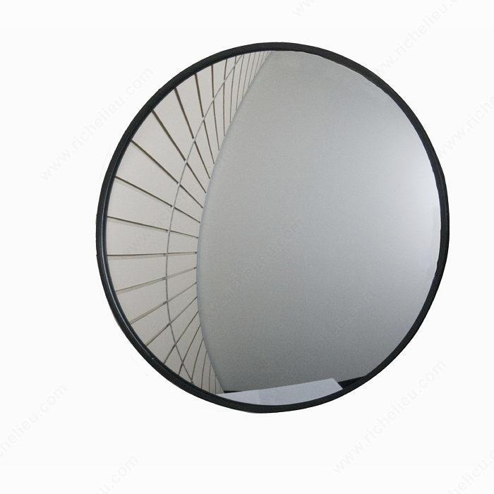 miroir de d tection convexe en acrylique pour l 39 ext rieur ou l 39 int rieur quincaillerie richelieu. Black Bedroom Furniture Sets. Home Design Ideas