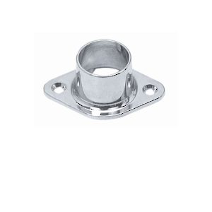"1 1/16"" Closed Round Support - Screw Mount"