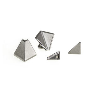 Accessories for Backsplash Molding 412 - Triangular 24 mm