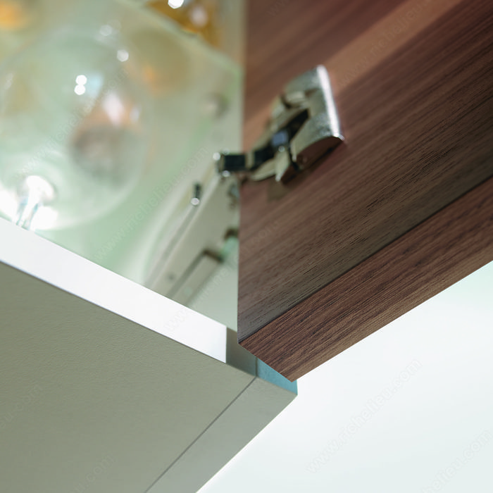 How Thick Is A Door.Clip Top Blumotion Hinge For Thick Doors Richelieu Hardware