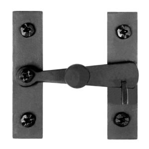 Rustic Forged Iron Latch - 848