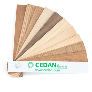 Cedan Chain Set - Edgebanding