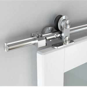 ALBERGO TM - Professional Series Barn Door Top Mount Trolley Sliding System