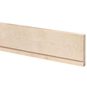A/B Graded Drawer Side - No Finger Joint