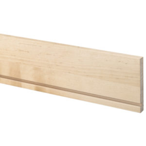A/B Graded Drawer Side - Skip Finger Joint