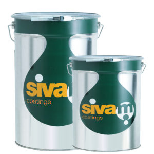 Sivosat High Solid Polyurethane Clear Topcoat