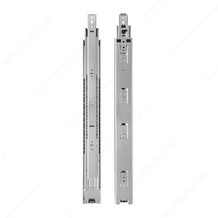 Hinged Drawer Slides : Series full extension ball bearing slide kg