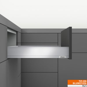 M Height Standard Drawer - TIP-ON BLUMOTION