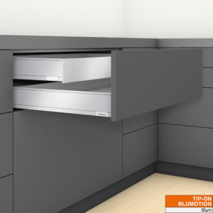 M Height Inner drawer - TIP-ON BLUMOTION