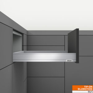 N Height Standard Drawer - TIP-ON BLUMOTION