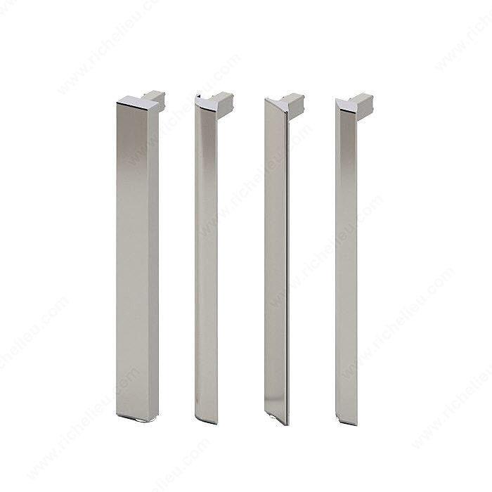 FALCO Aluminum Legs For Table Frame Richelieu Hardware