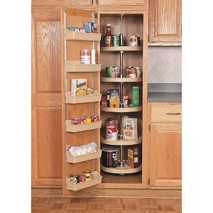 Five-Tray Pivoting Pantry