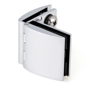 Inset Glass Door Hinge Without Catch