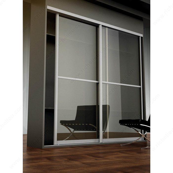 Bridge 500 Set For 132 Lb Maximum Aluminum Framed Sliding Doors