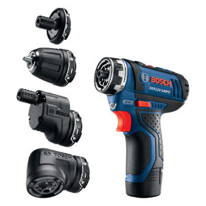 12V Max FlexiClick 5-In-1 Drill/Driver System