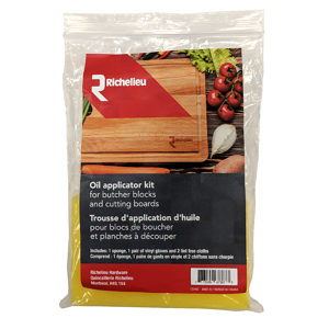 Application Kit for Richelieu Wood Surfaces