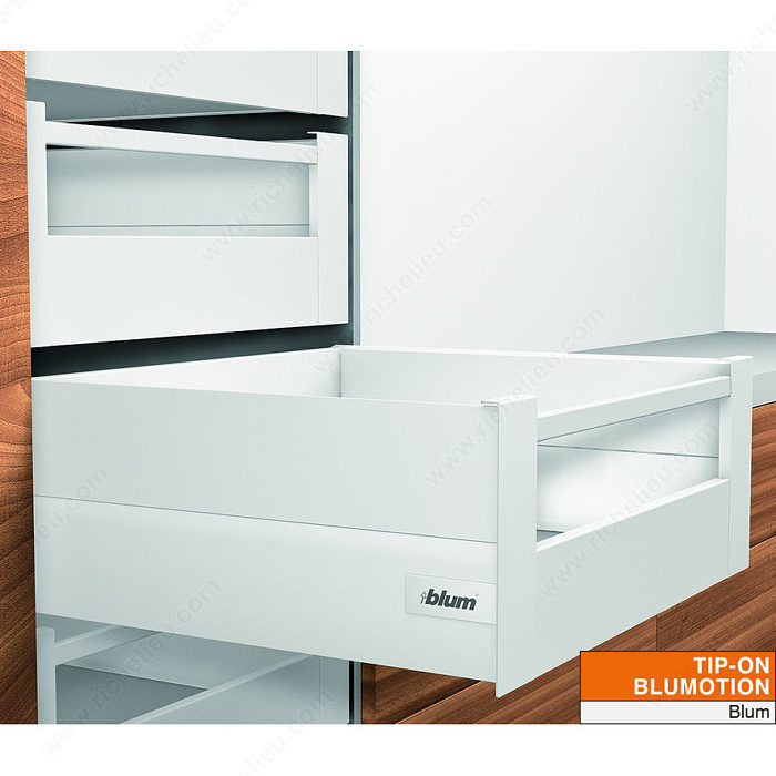 English Drawer Height D 224 Mm With Boxcap And Tube