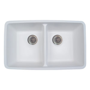 Gemstone Kitchen Sink - Double 1729