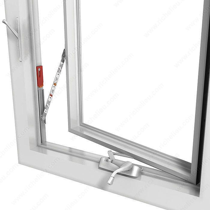 D/étecteur douverture pour portes et fen/êtres compatible avec alarme Nivian Nivian Convient pour lint/érieur Sans fil 433 MHz Installation facile sans c/âblage